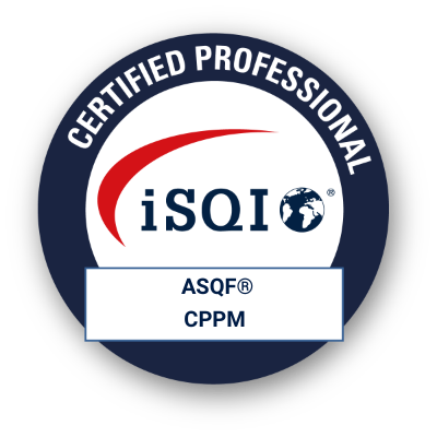 Logo des International Software Quality Institute iSQI